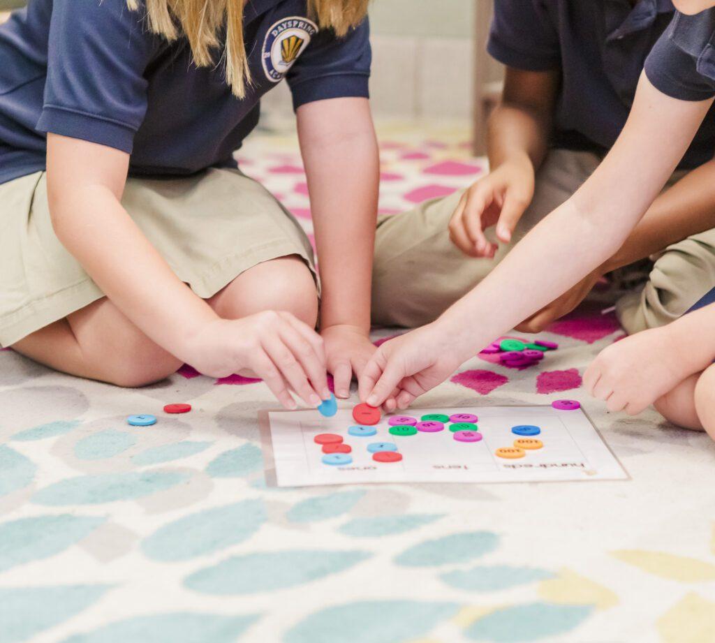 Mathematics Circle homepage - Dayspring Academy