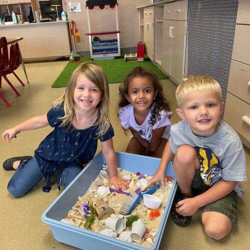 Preschool - Dayspring Academy