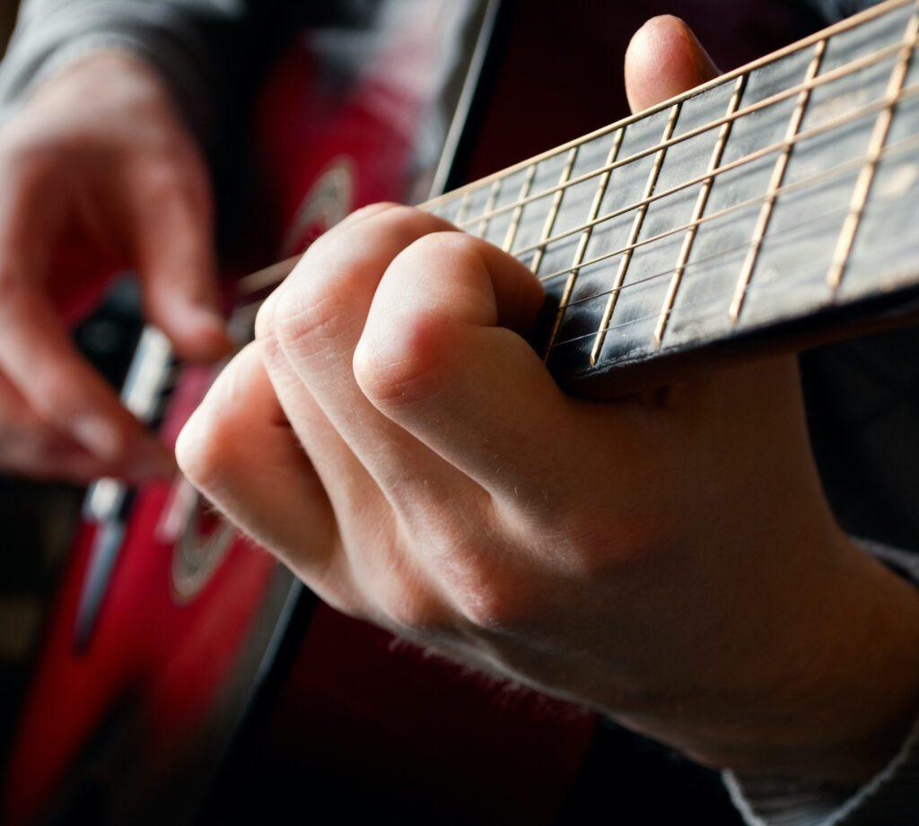 guitar arts - Dayspring Academy